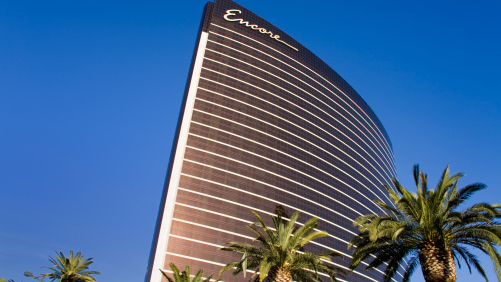 Las Vegas: Pamper yourself at the Spa at Encore