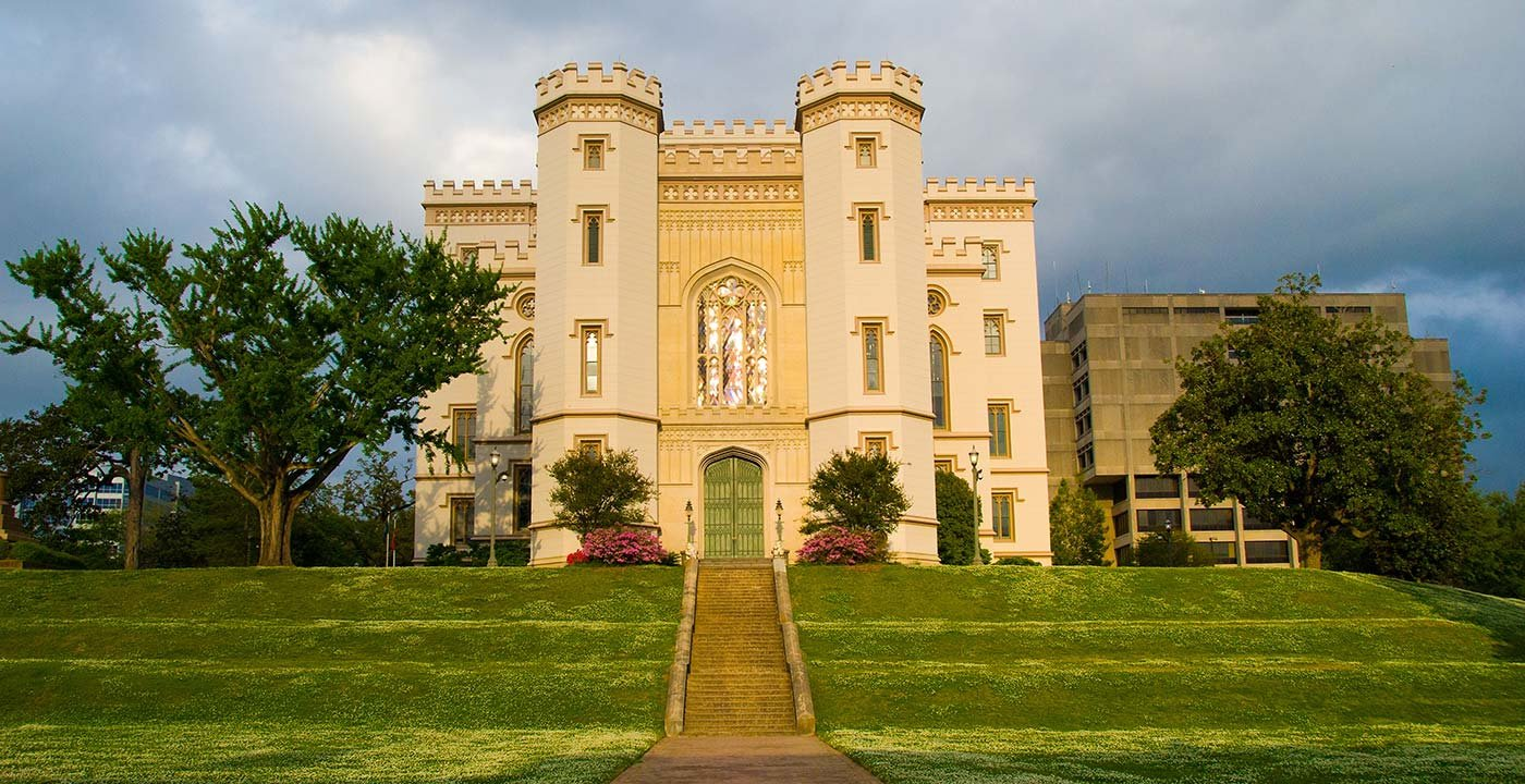 The Old State Capitol Tells Historic Tales
