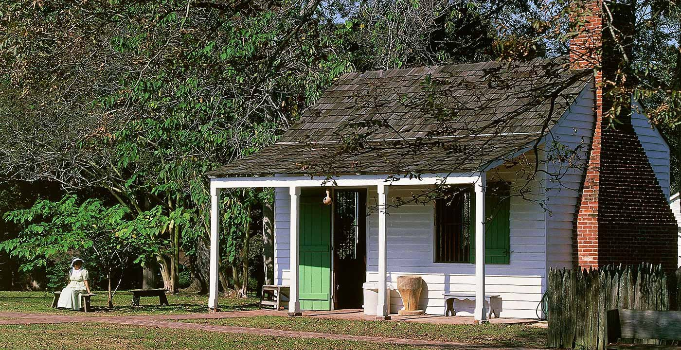 Experience Authentic Daily Life in the Antebellum Era