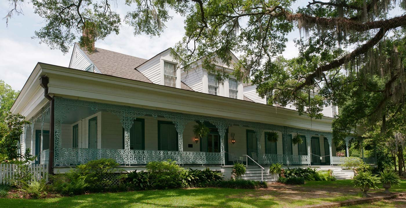 Enjoy Historic, Slow-Paced St. Francisville