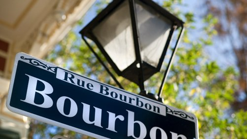 Soak Up the Vibe on Bourbon Street