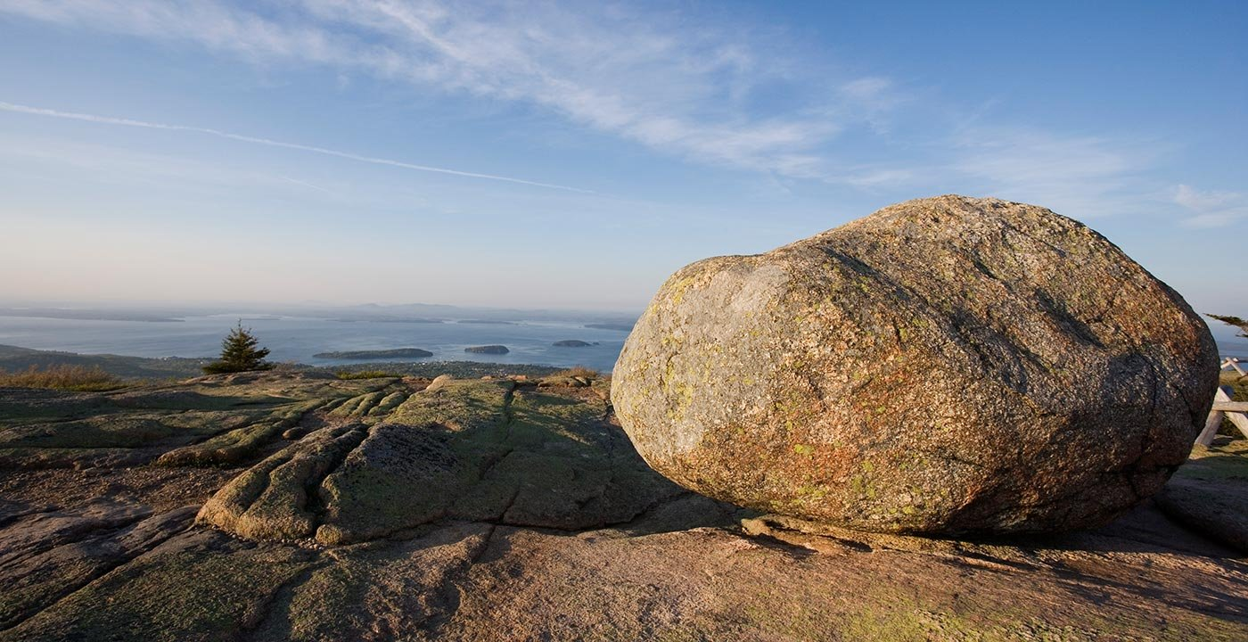 Hike, Bike or Drive up Cadillac Mountain
