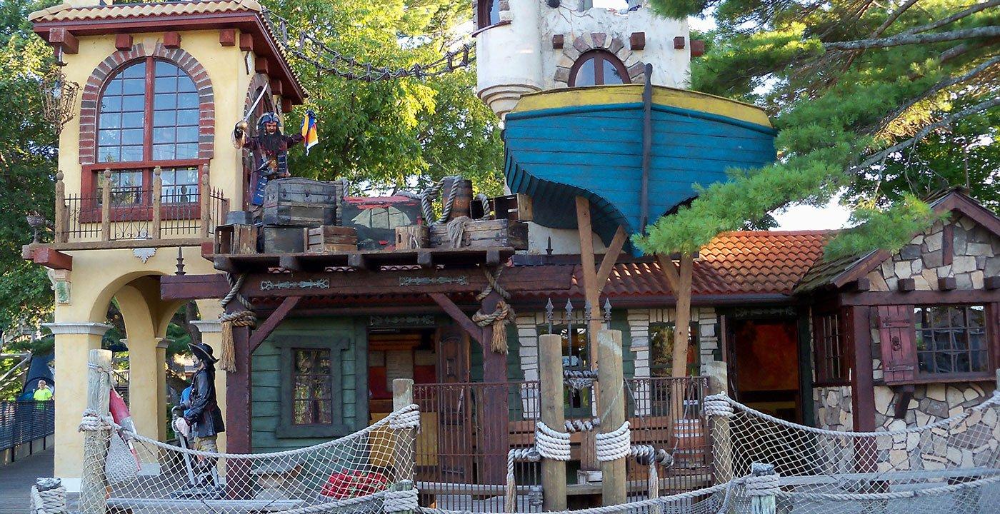 Pirate's Cove Miniature Golf