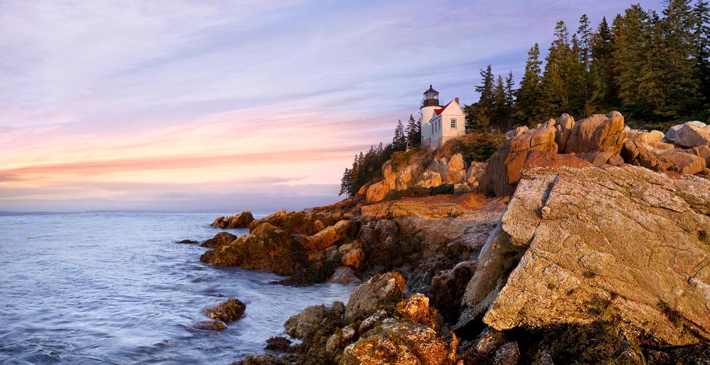 Acadia National Park Vacation Travel Guide And Tour