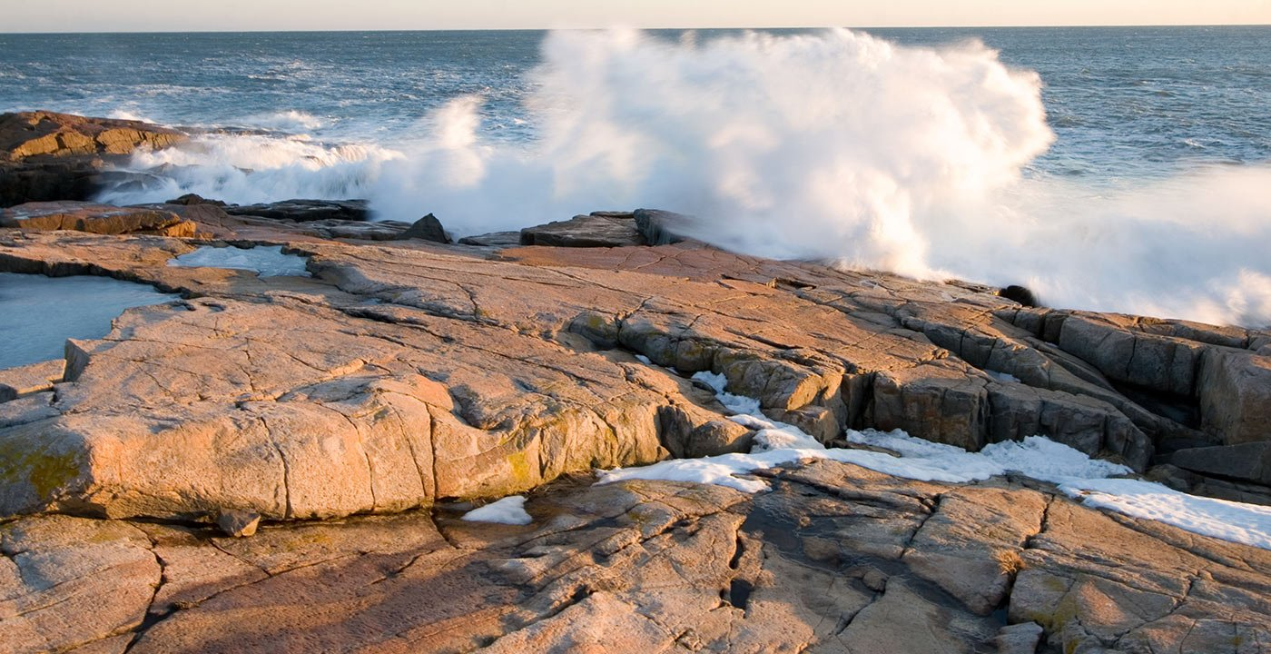 Escape the Crowds at Schoodic Point