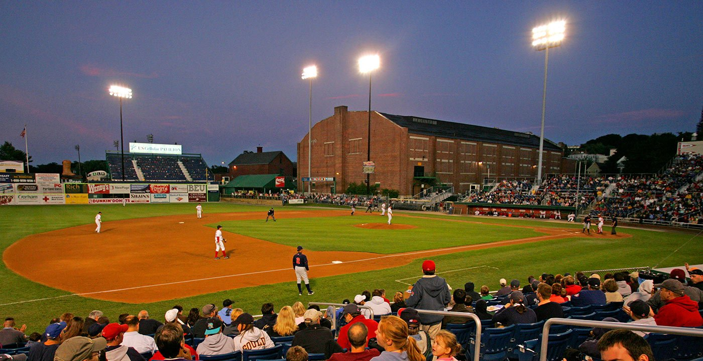 Catch the Sea Dogs at Hadlock