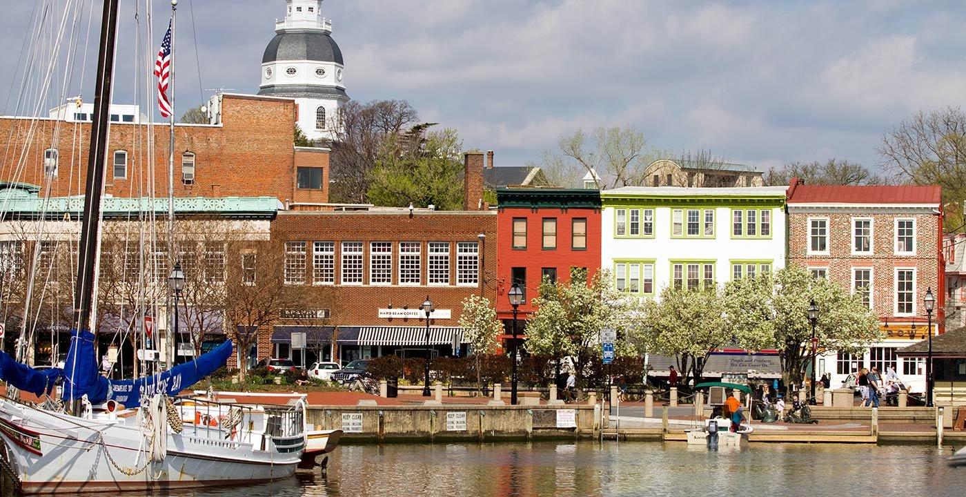 photo of Girl's Weekend Getaway in Annapolis