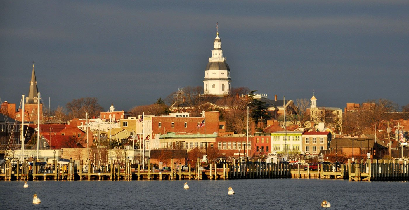 Annapolis Vacation, Tr...