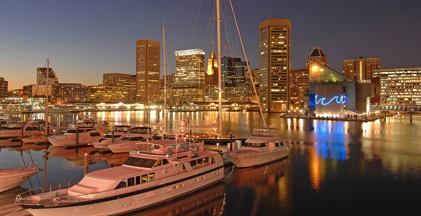 Arts and Culture Weekend Getaway in Baltimore