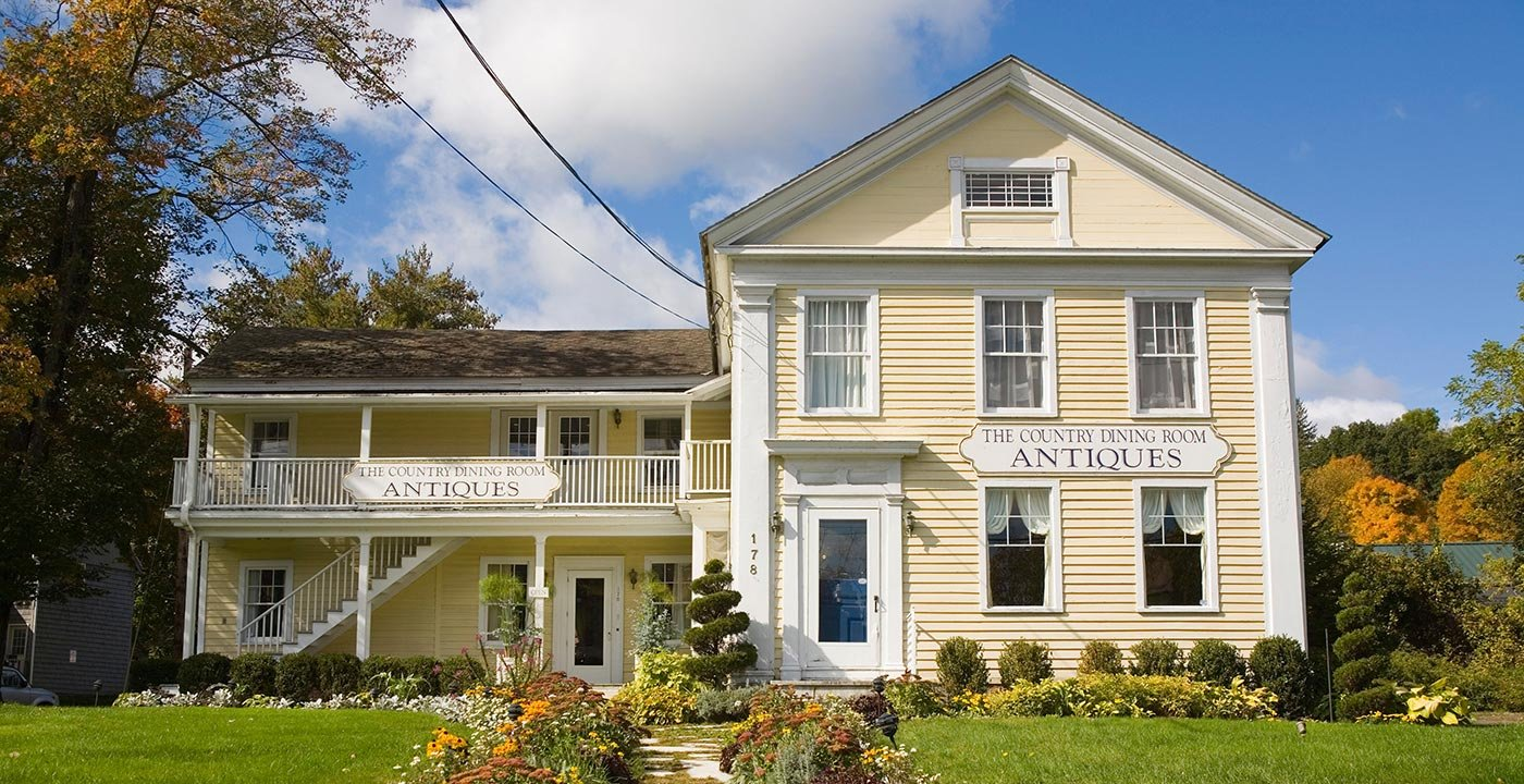 Go Antiquing At the Great Barrington Antiques Center