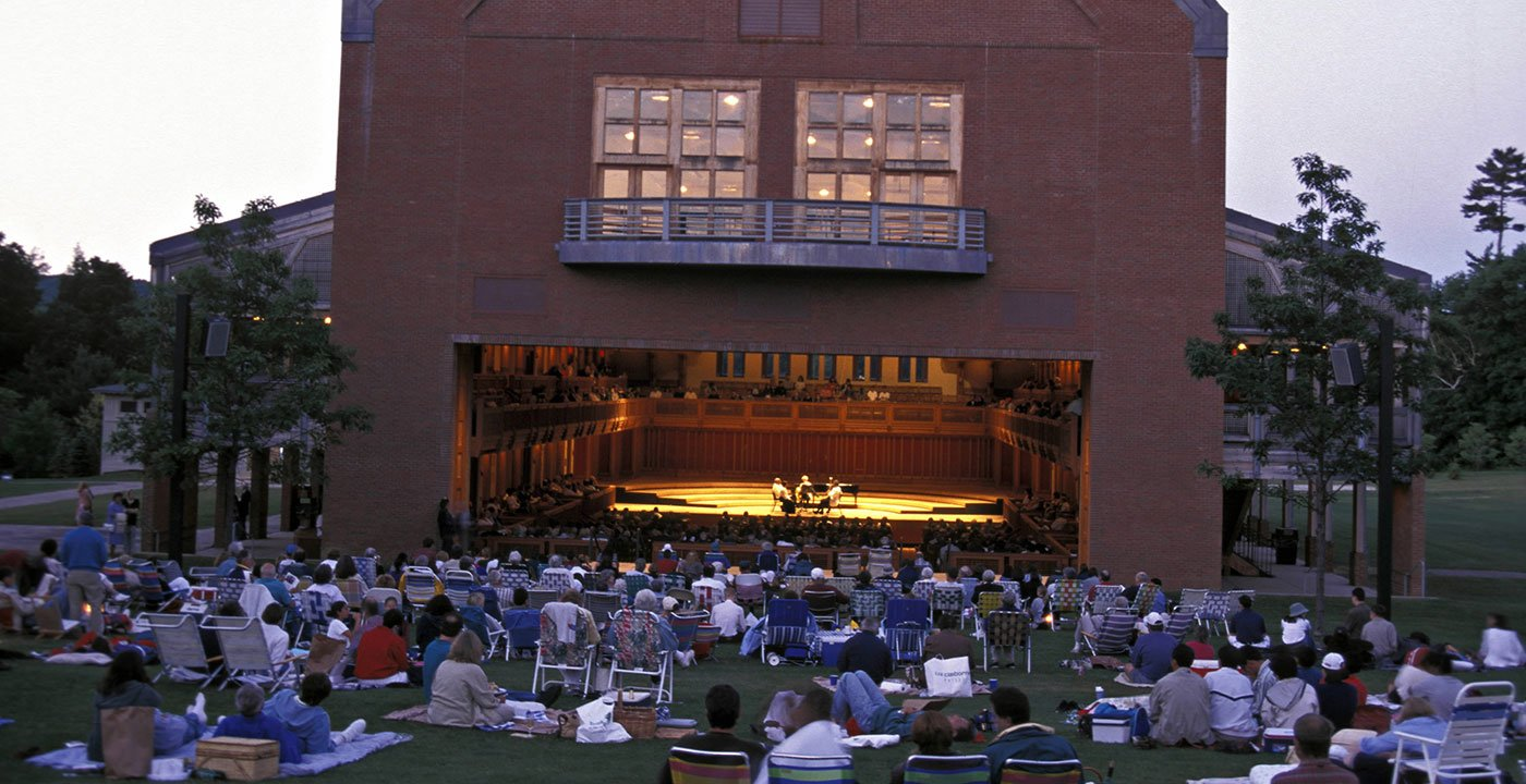 Concerts From Classical to Pop at Tanglewood