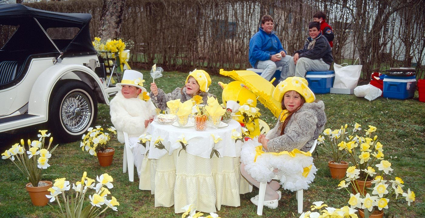 Catch April's Annual Daffodil Festival