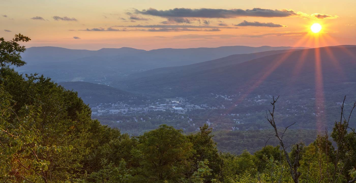 Arts and Culture Weekend Getaway in the Berkshire Mountains