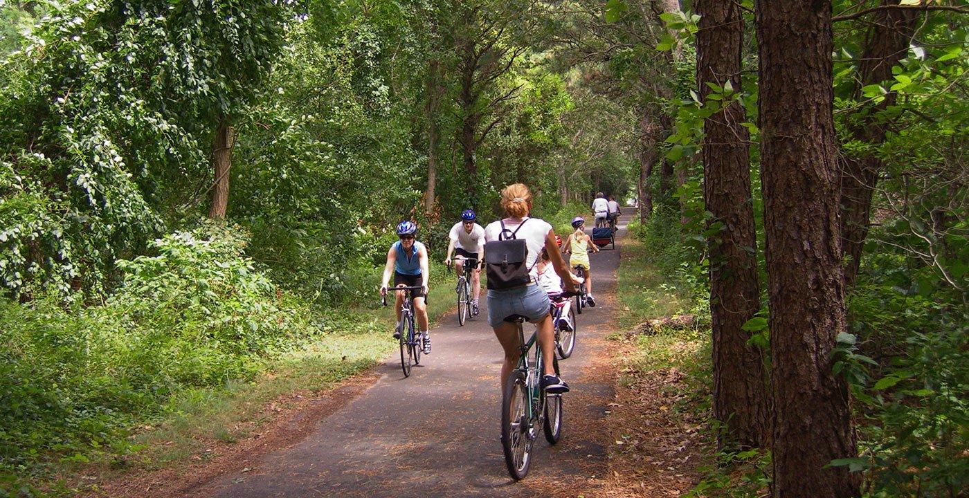 Hike It or Bike It