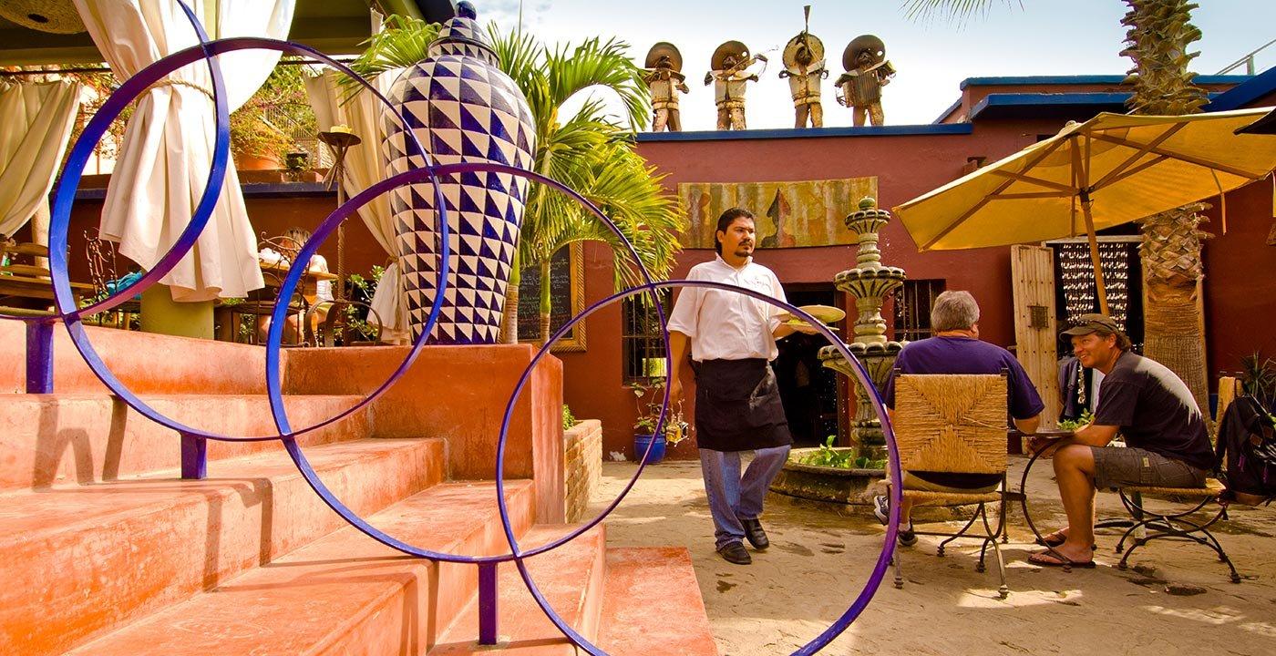 A Laid-Back, Artsy Atmosphere in Todos Santos