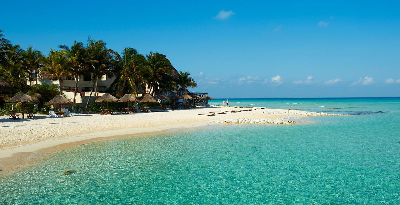 An Island Escape From the Cancun Scene