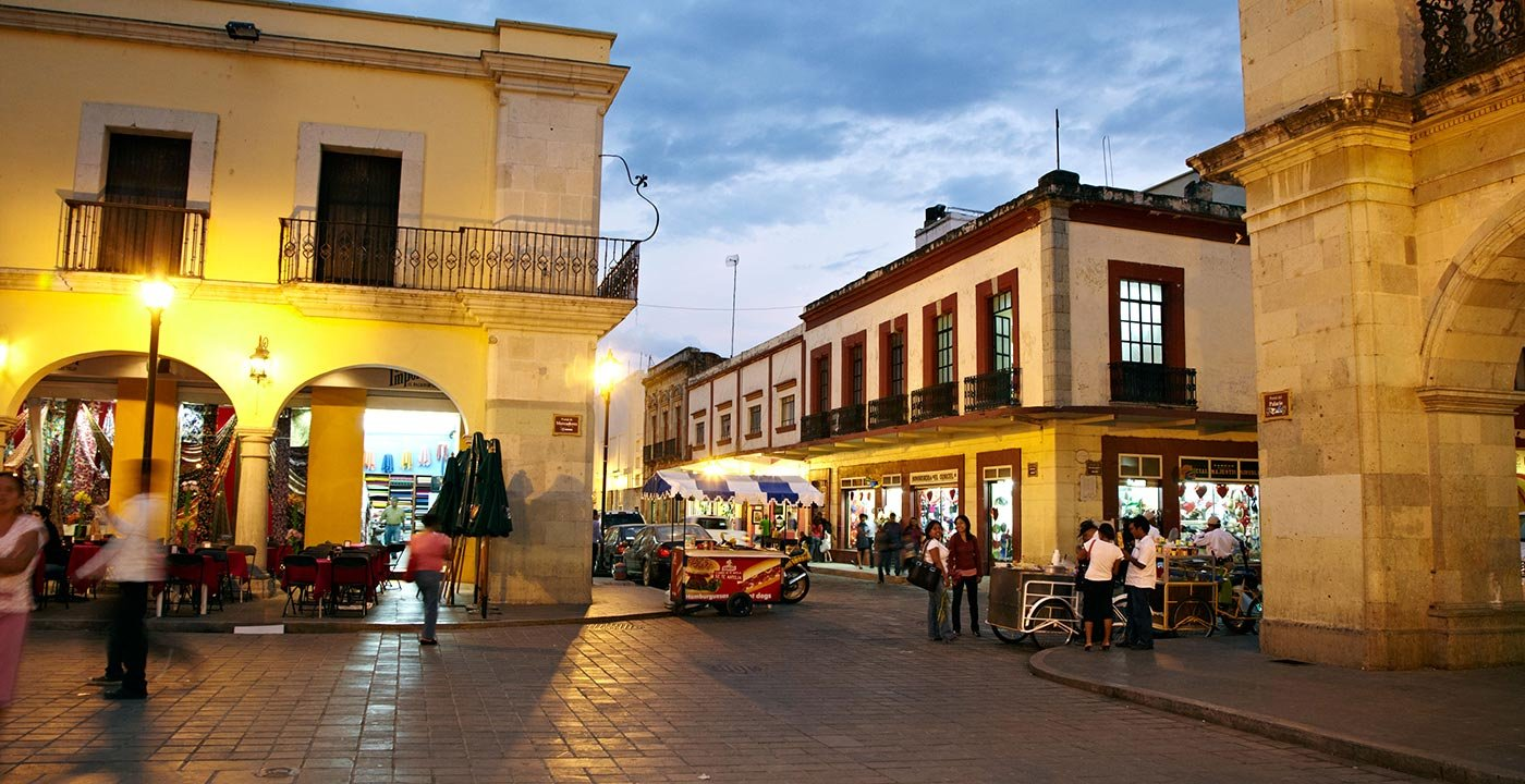 Relax in the Zócalo, the City's Vibrant Heart