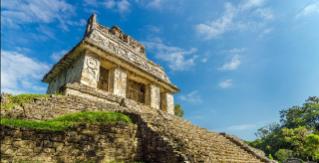 Palenque Town, Mexico