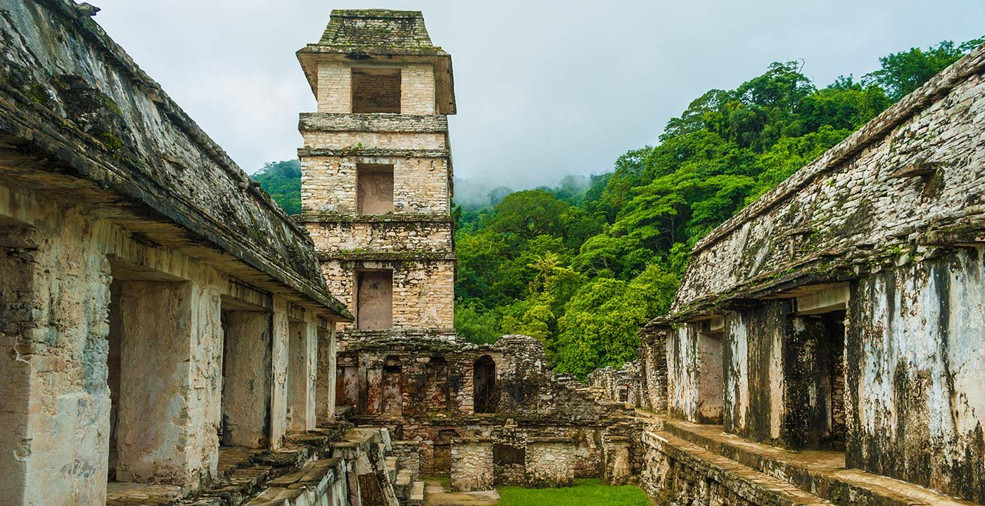 Palenque's Ruins Among Mexico's Cultural Gems