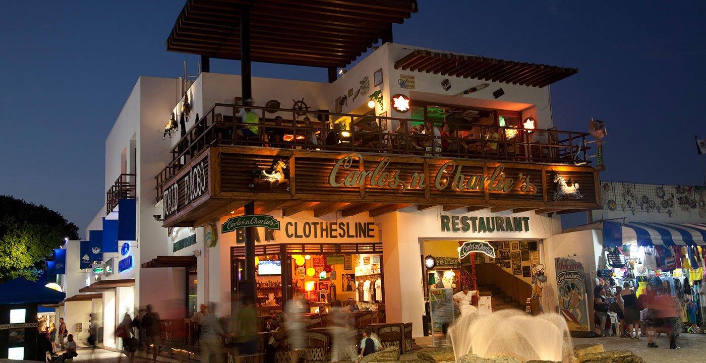 Shopping, Nightlife on Playa's 'Fifth Avenue'