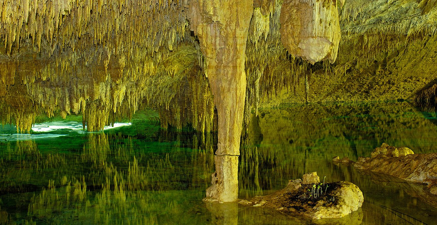 Hidden Worlds Cenote Park