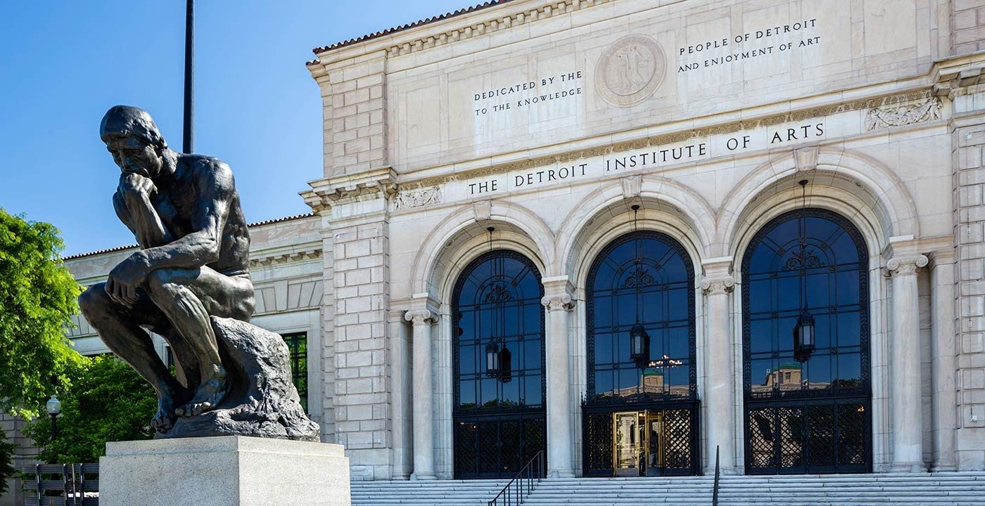 Jewel in the Crown: Detroit Institute of Arts