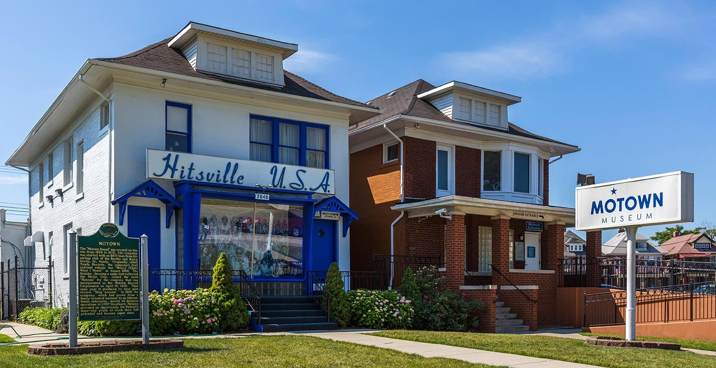 See Studio A, Motown's First Recording Studio