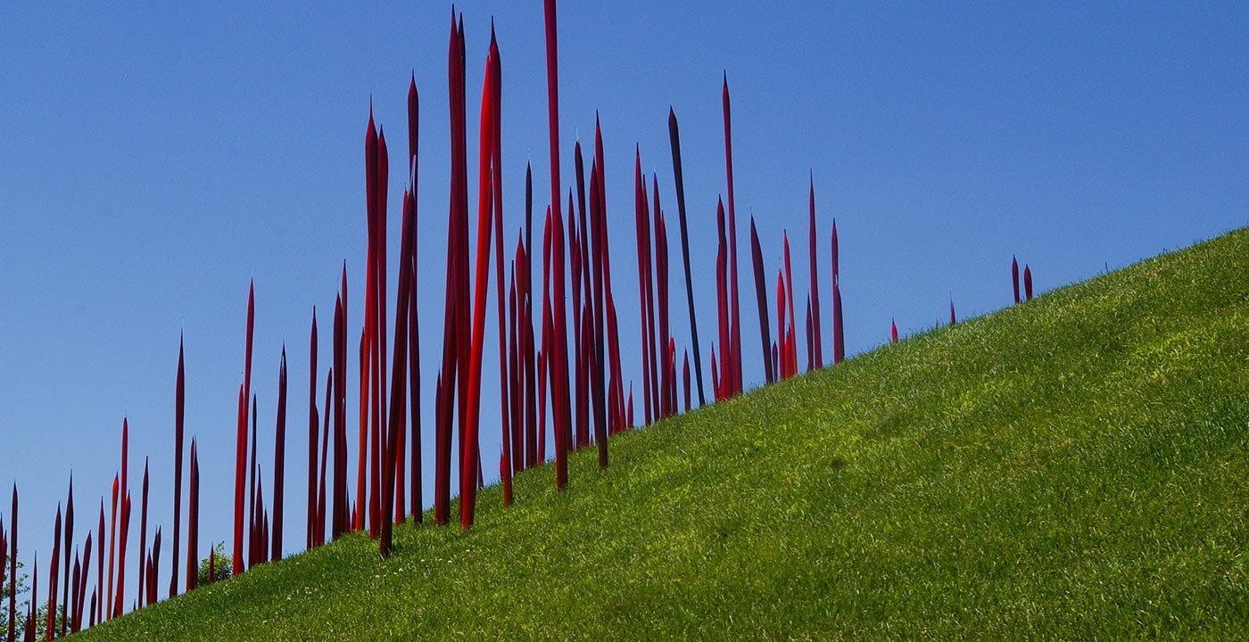 The Frederik Meijer Gardens & Sculpture Park
