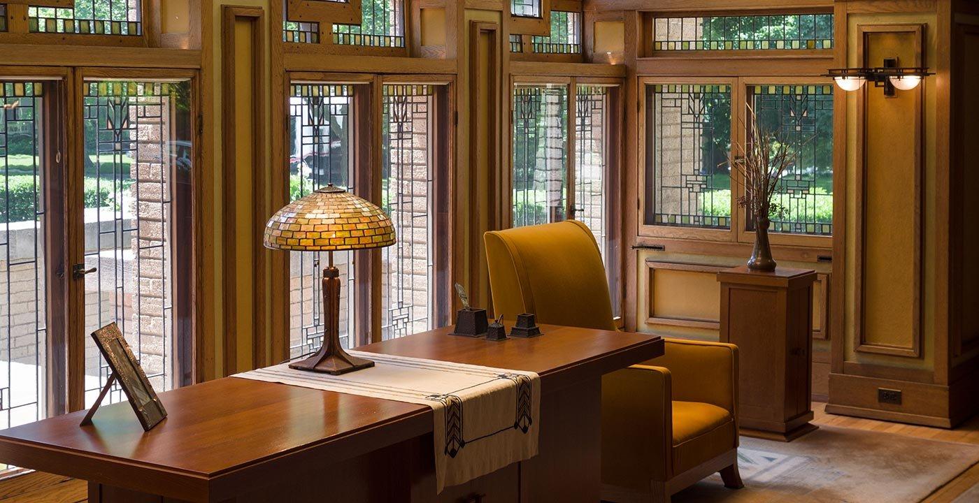 Frank Lloyd Wright, Preserved