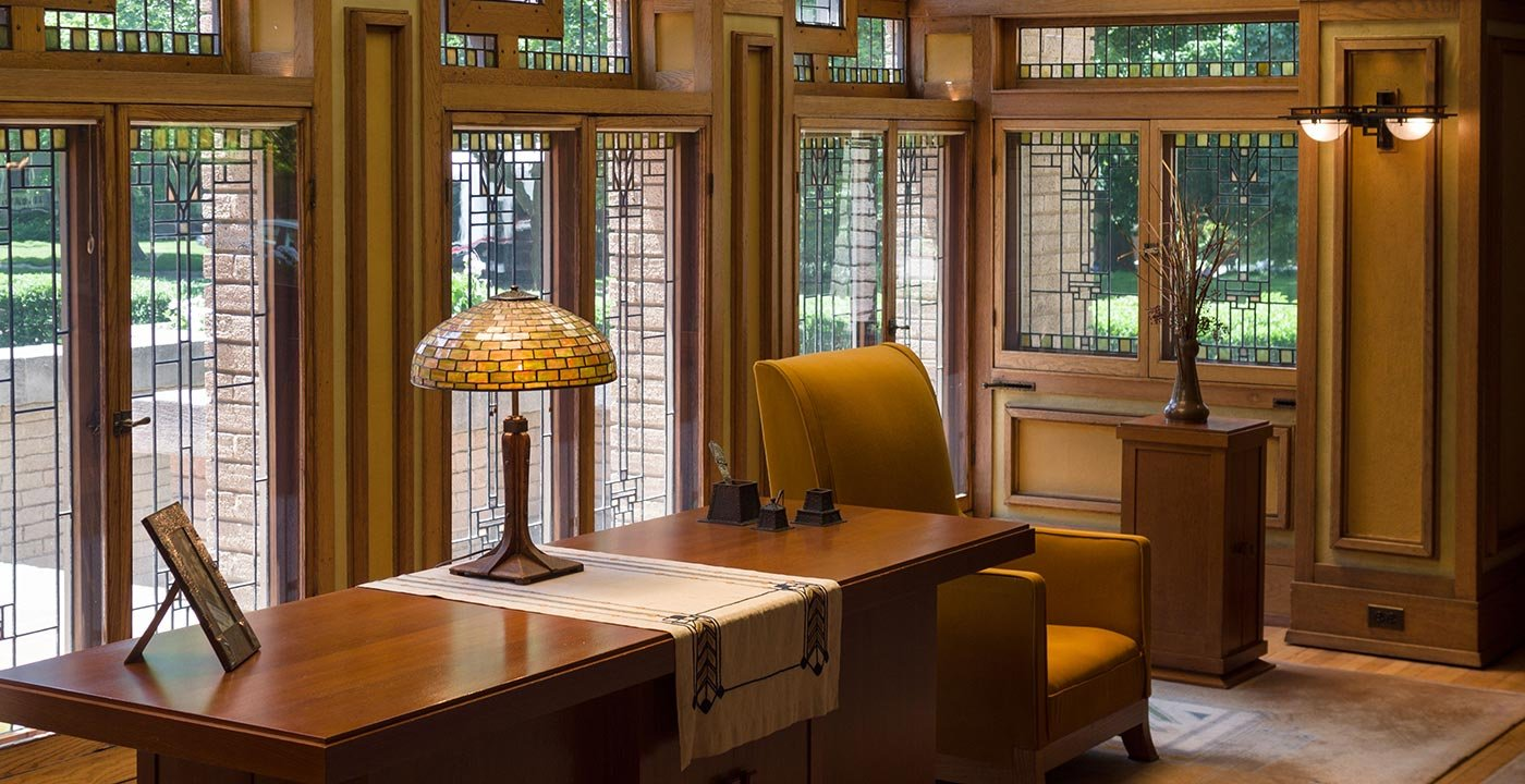 Frank Lloyd Wright, Preserved