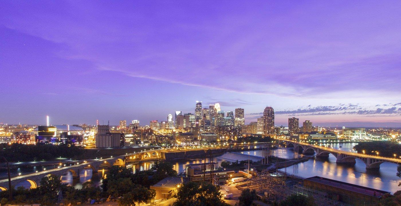 Minneapolis Cityscape