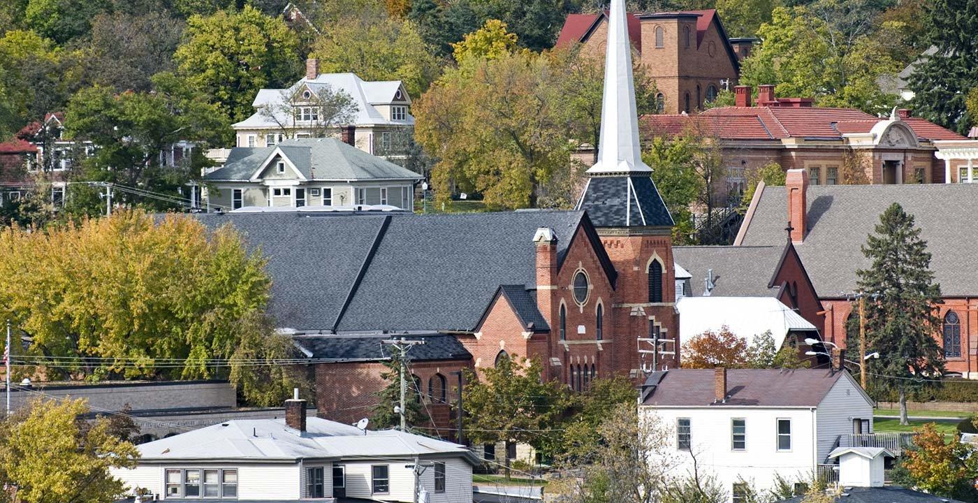 Church in Stillwater