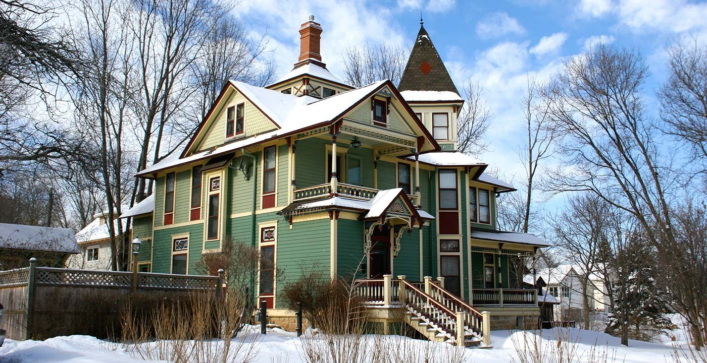 House in Stillwater