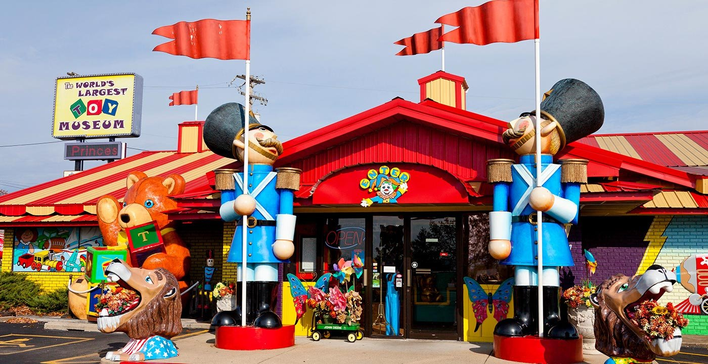The World's Largest Toy Museum