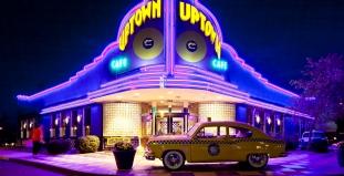 Jackie B. Goode's Uptown Cafe Uptown Cafe Diner