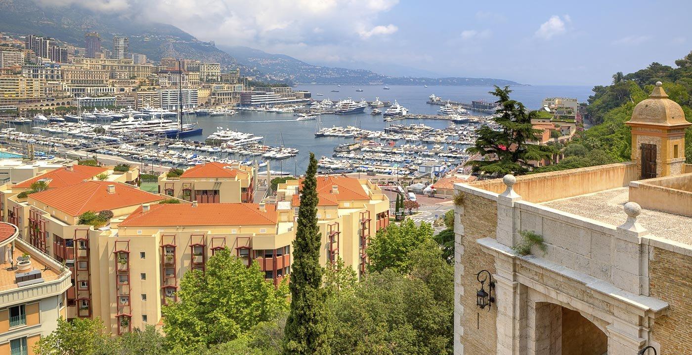 Monaco Ancient Fort