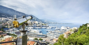 Monaco Lookout Point