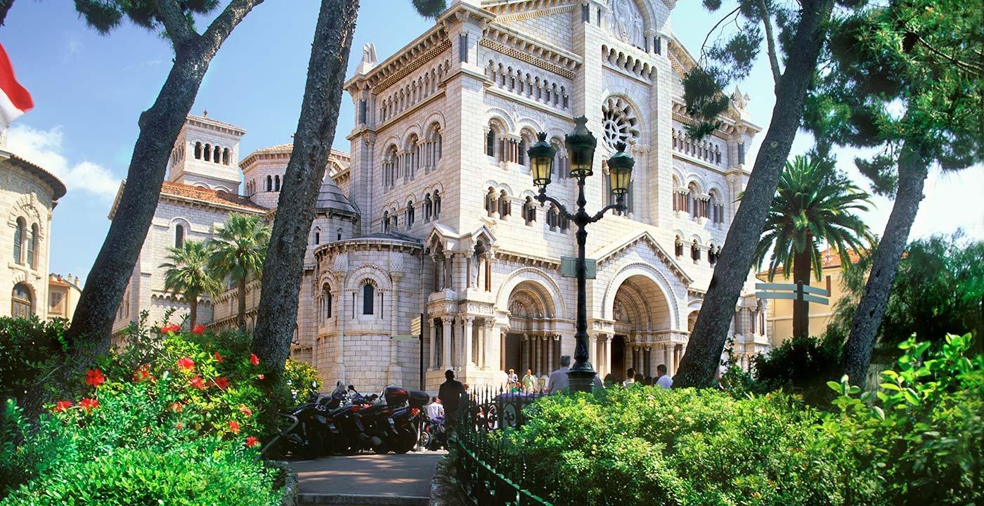 Where Monegasque Princes Wed