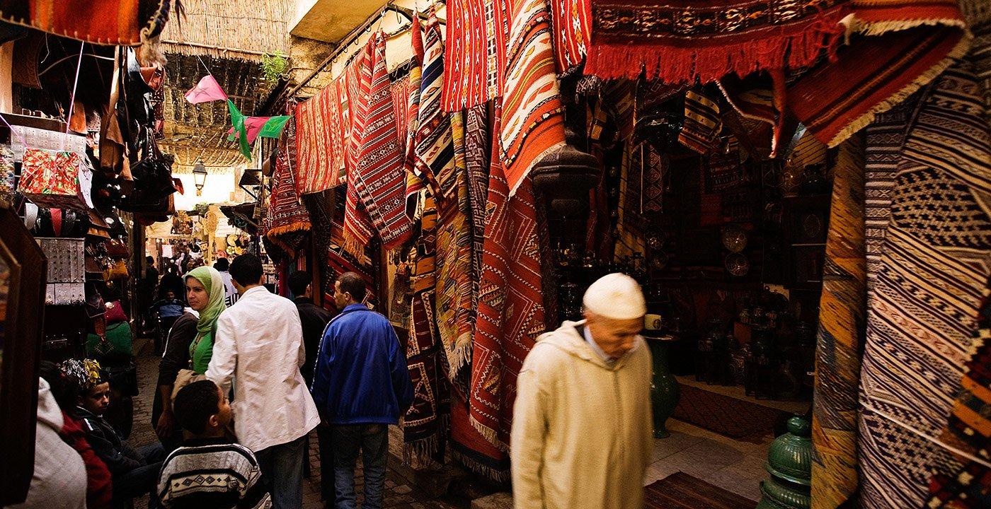 Funky Old Medina