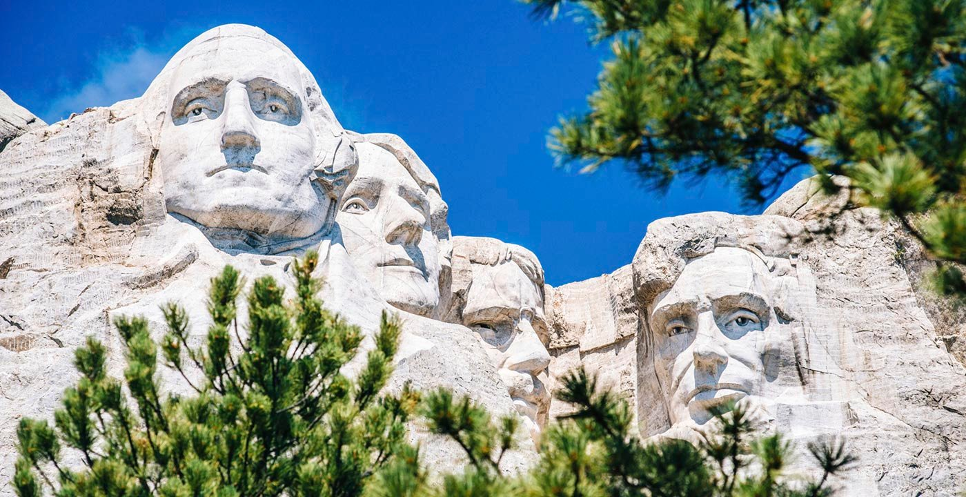 Mount Rushmore and the Black Hills Vacation Travel Guide and Tour – Black Hills Tourist Map