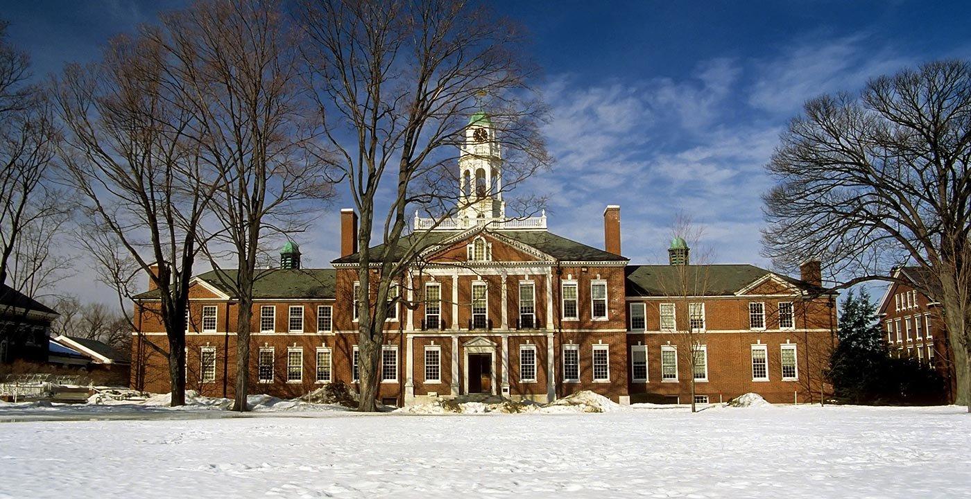 Take a Walking Tour of Dartmouth