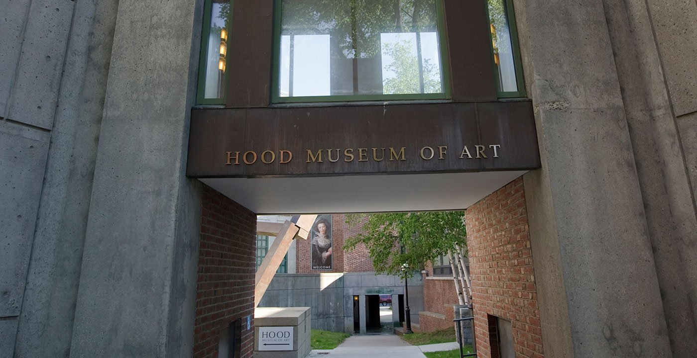Spend Quiet Time at the Hood Museum of Art
