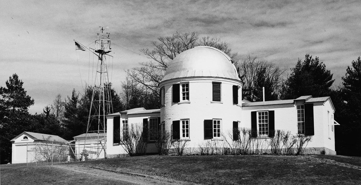 Stargaze at the Shattuck Observatory
