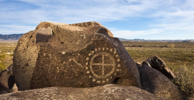 A Fantastic Collection of Rock Art