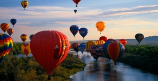Albuquerque Int'l Balloon Fiesta
