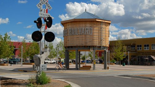 All Aboard the Railyard Park and Plaza