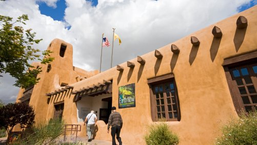 See the Newish New Mexico Museum of Art