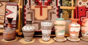 Pottery in Santa Fe
