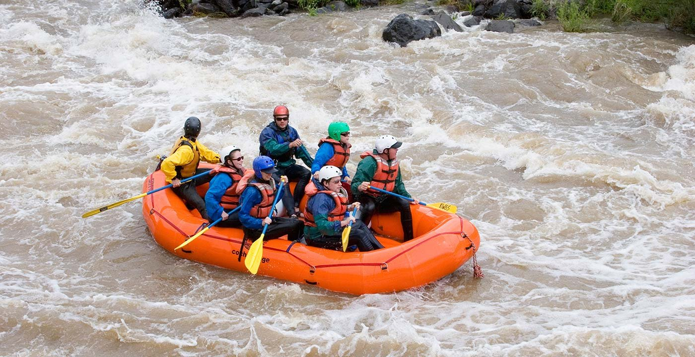Raft the Rio Grande's 'Racecourse'
