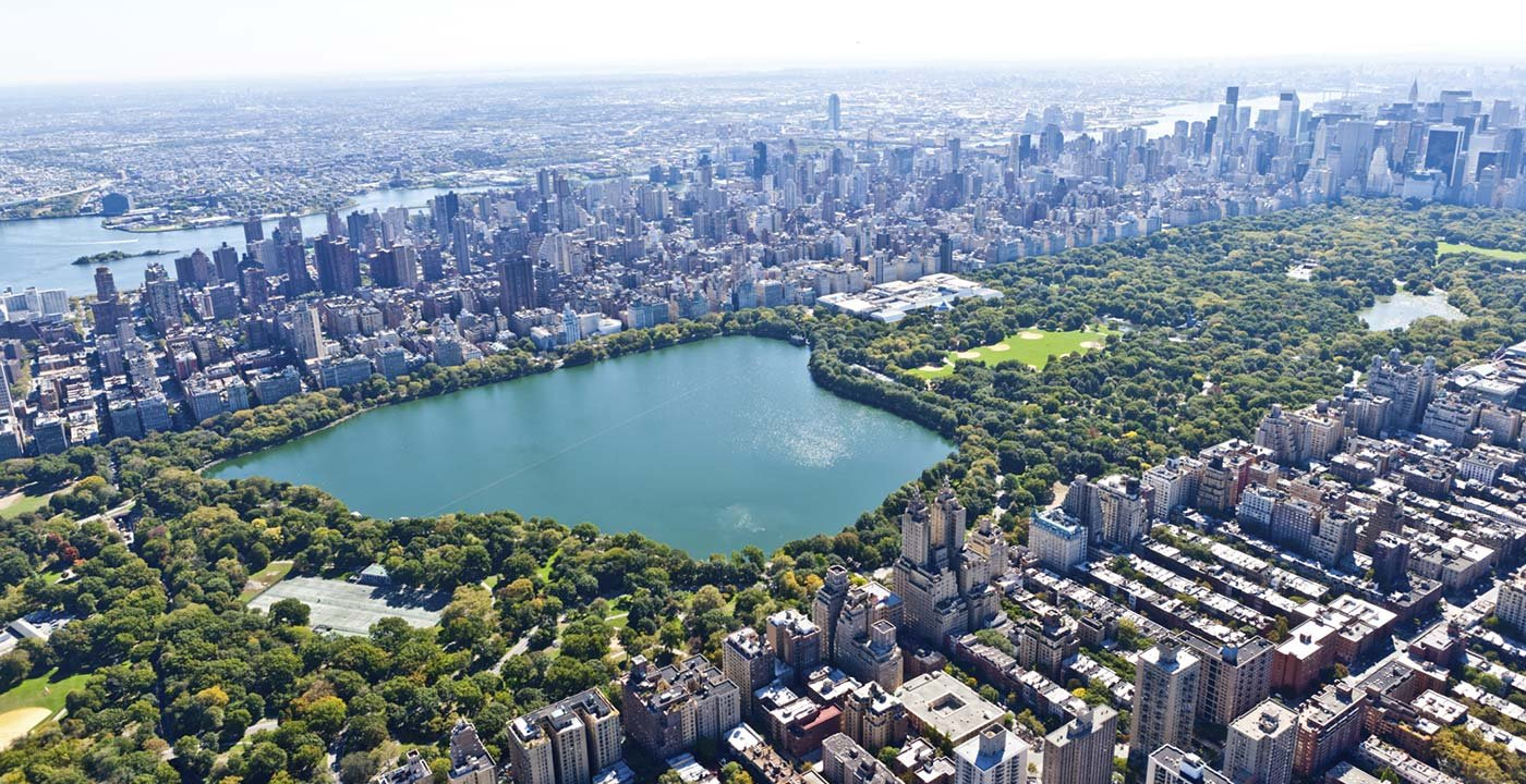 Jacqueline Kennedy Onassis Reservoir in Central Park